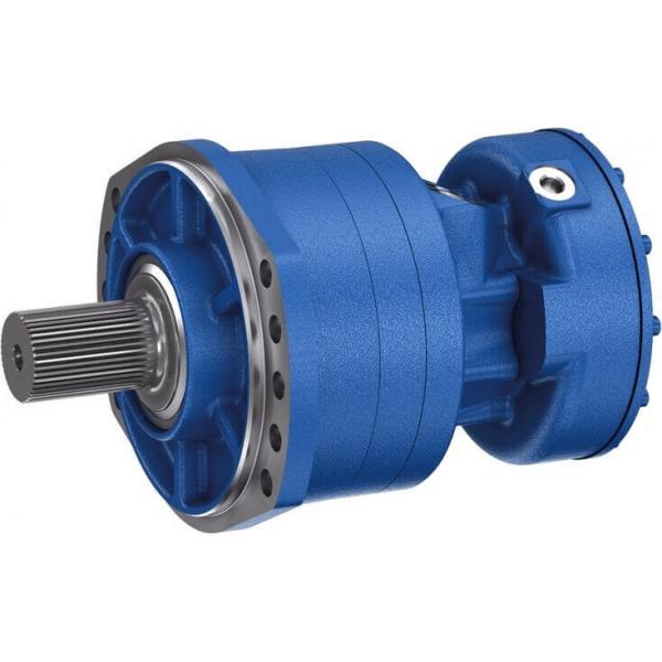 Радиально-поршневой двигатель для приводов со встроенной рамой MCR-A