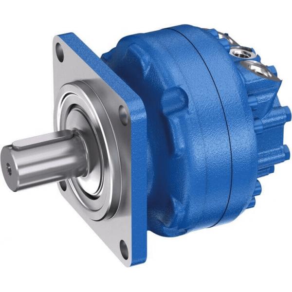Радиально-поршневой двигатель для промышленного применения MCR-D