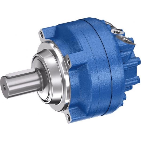Радиально-поршневой двигатель для промышленного применения MCR-E
