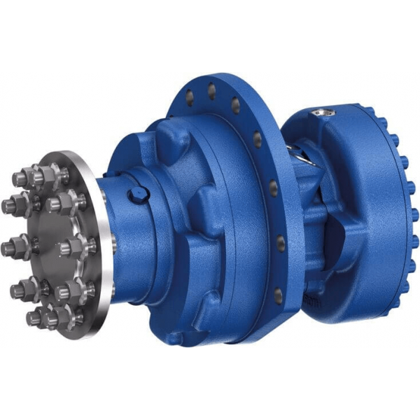 Радиально-поршневой мотор для колесных приводов MCR-F