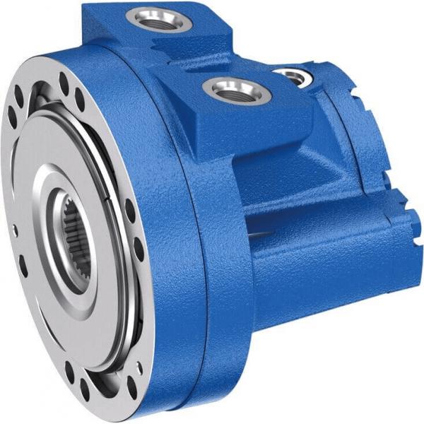 Радиально-поршневой двигатель для встроенных приводов MCR-H